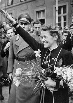 Ханна Рейш. 25 воздушных побед.